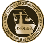 GEORGIA+ASSOCIATION+OF++CRIMINAL+DEFENSE+LAWYERS